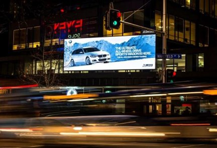 APN Outdoor Queen St Digital research