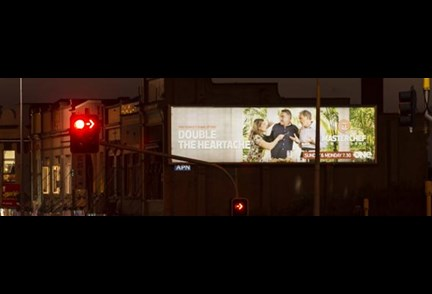 TVNZ first live advertiser on APN Outdoor new Portrait 10 and Super 8 packs