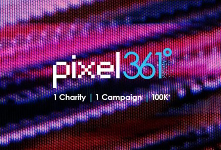 Final five Pixel361° charity nominations