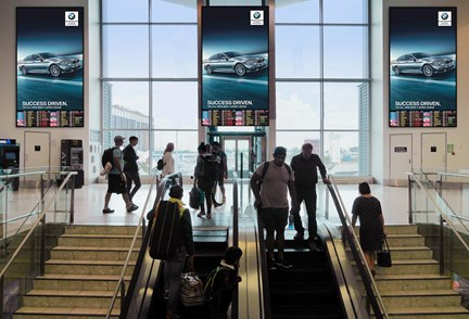 APN Outdoor Retains Christchurch Airport Contract