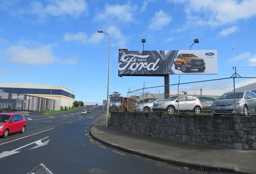 Ford | Church St, Auckland
