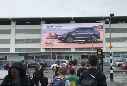 APN Outdoor, now part of JCDecaux, launches new digital billboards in high impact, premium New Zealand locations
