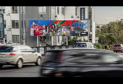 JCDecaux New Zealand to showcase local Auckland artist Joel Crook's art works for Matariki Festival